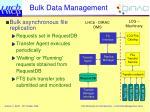 bulk data management