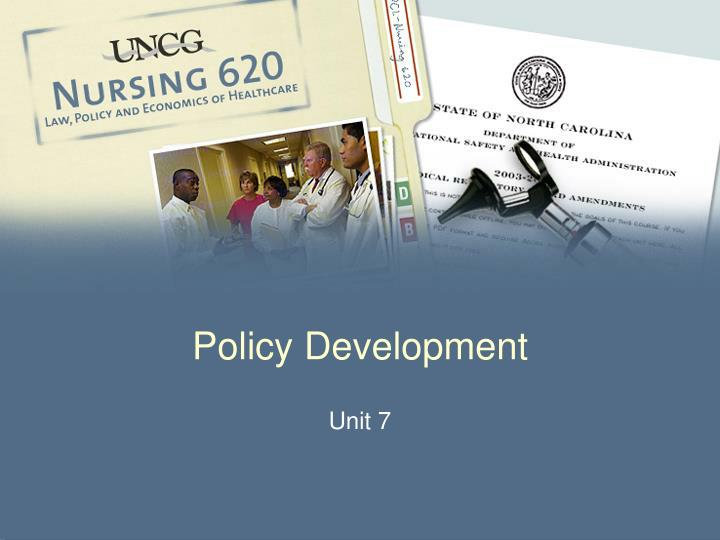 nursing policy Policies and procedures used within the oregon network for maternal and pediatric nursing program.