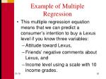 example of multiple regression2