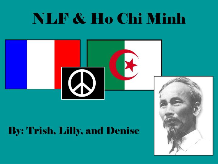 nlf ho chi minh n.