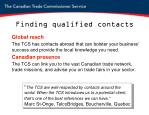finding qualified contacts