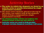 activity series1