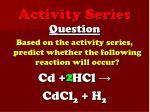 activity series10