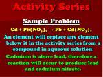 activity series4