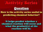 activity series6