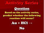 activity series9