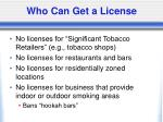 who can get a license