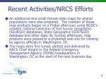 recent activities nrcs efforts1