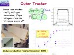 outer tracker