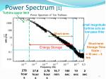 power spectrum 1