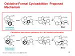 oxidative formal cycloaddition proposed mechanism