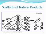 scaffolds of natural products