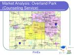 market analysis overland park counseling service