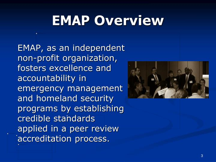 Emap overview