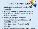 title i school wide