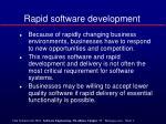 rapid software development1