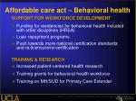 affordable care act behavioral health1