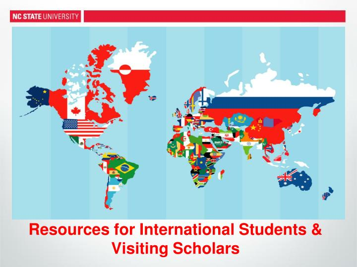 resources for international students visiting scholars n.