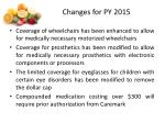 changes for py 20153
