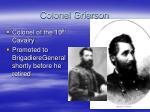 colonel grierson