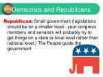 democrats and republicans2