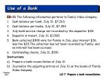 use of a bank6