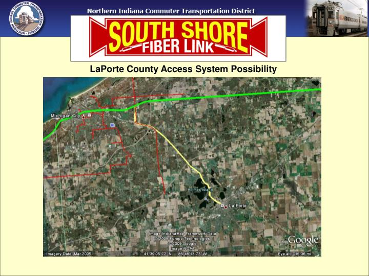 LaPorte County Access System Possibility