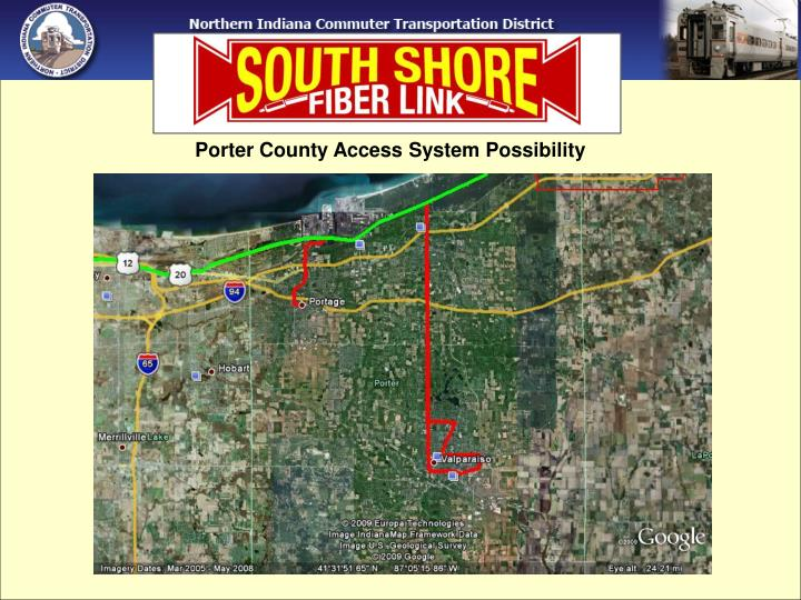 Porter County Access System Possibility