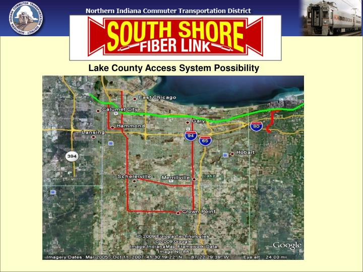 Lake County Access System Possibility