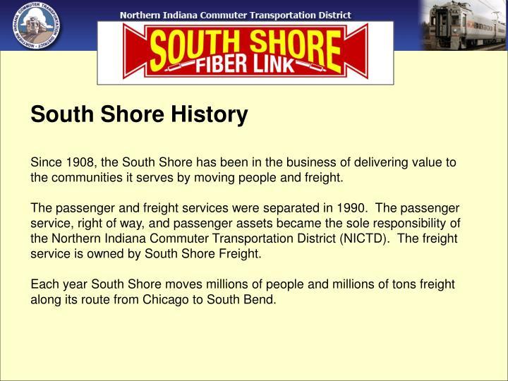 South Shore History