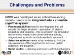challenges and problems1