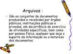 arquivos