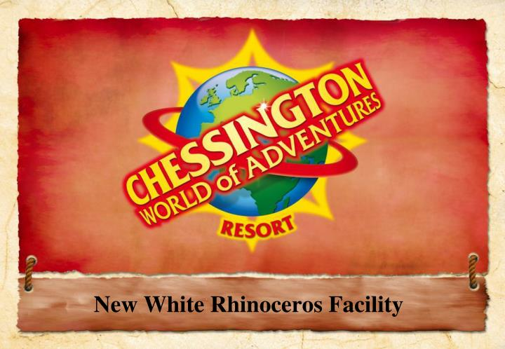 new white rhinoceros facility n.