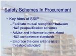 safety schemes in procurement2
