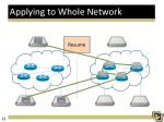 applying to whole network2