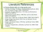 literature references2