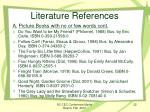 literature references3