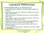 literature references4
