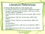 literature references5