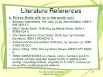 literature references7