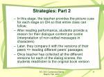 strategies part 21