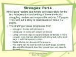 strategies part 41