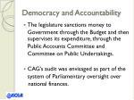 democracy and accountability2