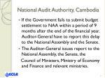 national audit authority cambodia1