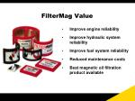 filtermag value