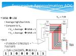 successive approximation adc example8