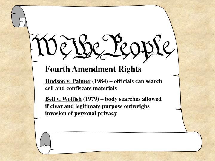 Fourth Amendment Rights