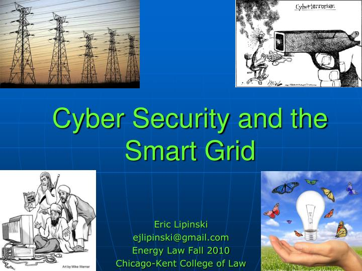 cyber security and the smart grid n.