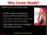 why career ready