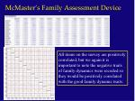 mcmaster s family assessment device1